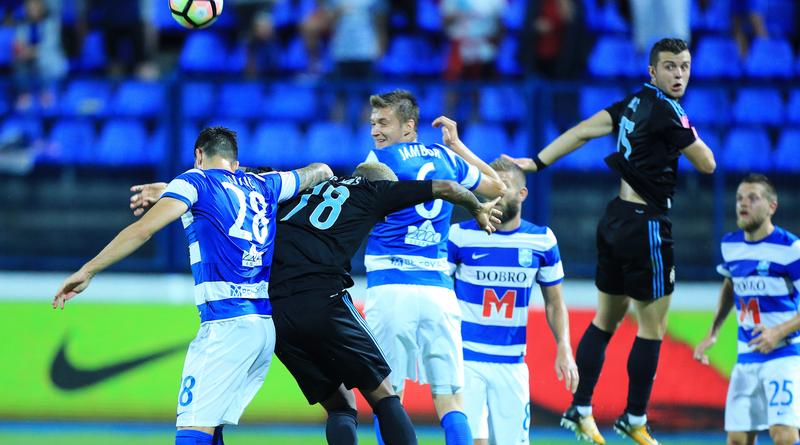 HNL: Rijeka und Hajduk feiern Siege, Dinamo patzt gegen Osijek