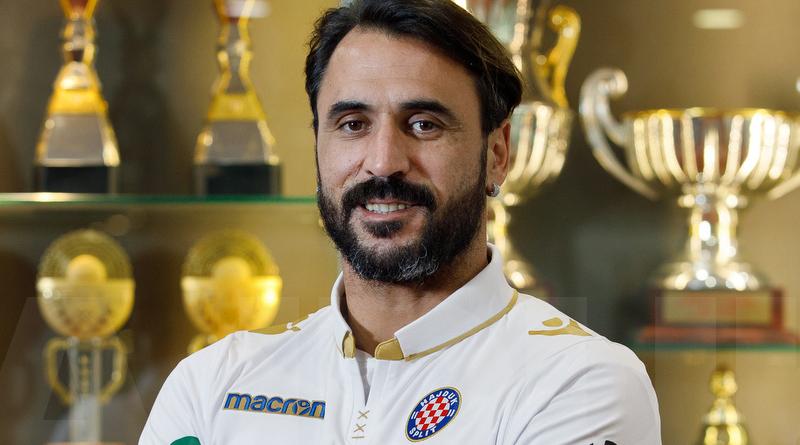 Hajduk Split verpflichtet Hugo Almeida