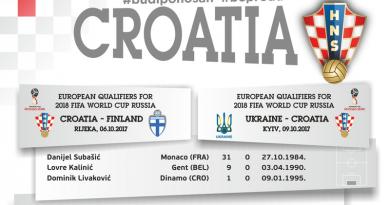 WM-Qualifikation 2018: Ante Cacic gibt sein Aufgebot für die Spiele gegen Finnland und die Ukraine bekannt