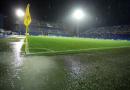 Das WM-Qualifikationsspiel gegen den Kosovo wurde aufgrund der schlechten Wetterverhältnisse abgebrochen