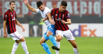 Europa League: Rijeka verliert in einem dramatischen Spiel mit 2:3 gegen den AC Milan