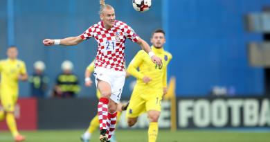 WM-Qualifikation 2018: Vida köpft Kroatien zum 1:0-Erfolg gegen den Kosovo
