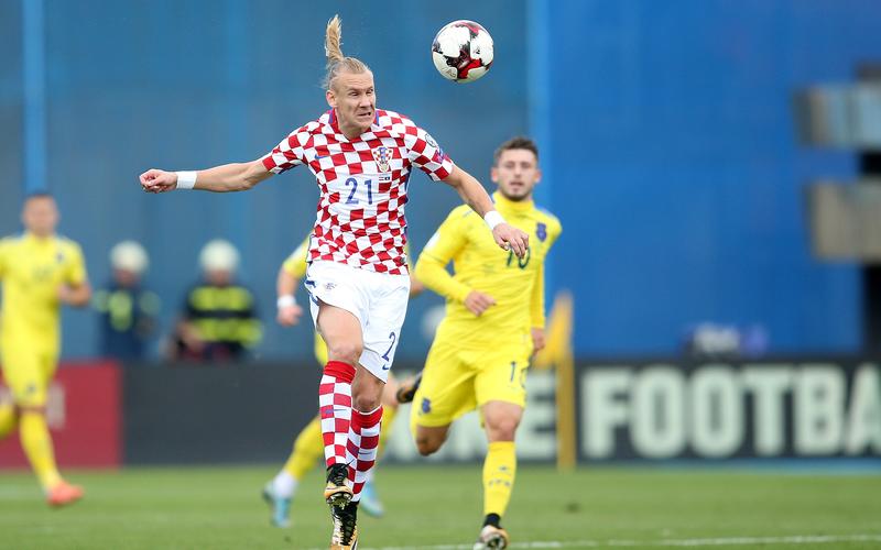 Kroatien Kosovo Fussball