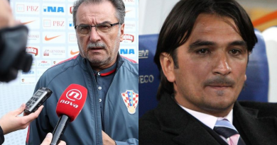 Ante Cacic muss gehen, Zlatko Dalic soll Kroatien zur WM 2018 nach Russland führen