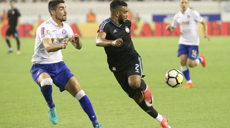 HNL: Verrücktes Derby zwischen Hajduk Split und Dinamo Zagreb endet 2:2-Unentschieden