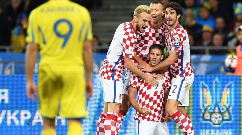 Kroatien gewinnt 2:0 gegen die Ukraine und rettet sich in die WM-Playoffs
