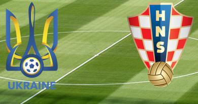 WM-Qualifikation 2018: Ukraine - Kroatien im Livestream bei DAZN