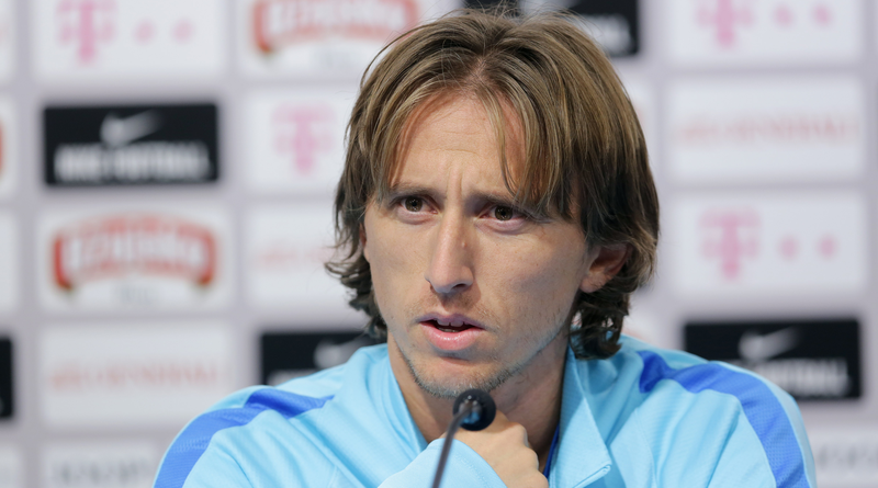 Luka Modric: Es wird ein schweres und vor allem kampfbetontes Spiel