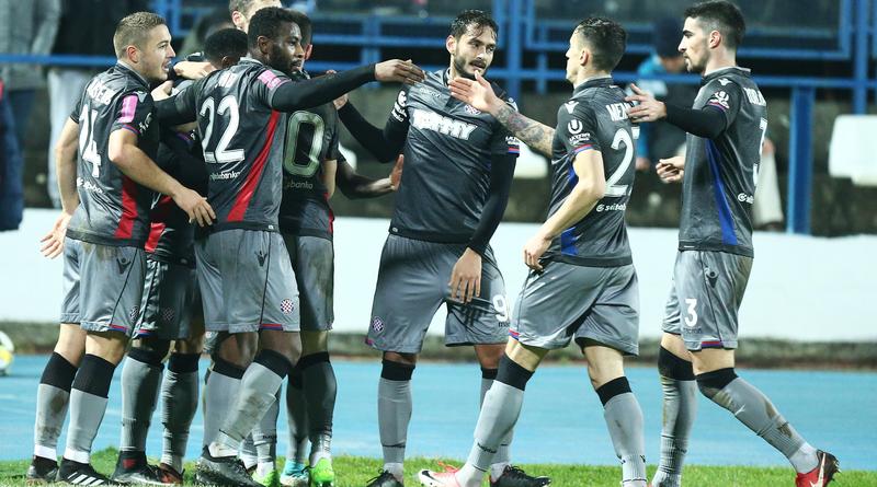 Kroatischer Pokal: Hajduk und Dinamo ziehen ins Halbfinale ein