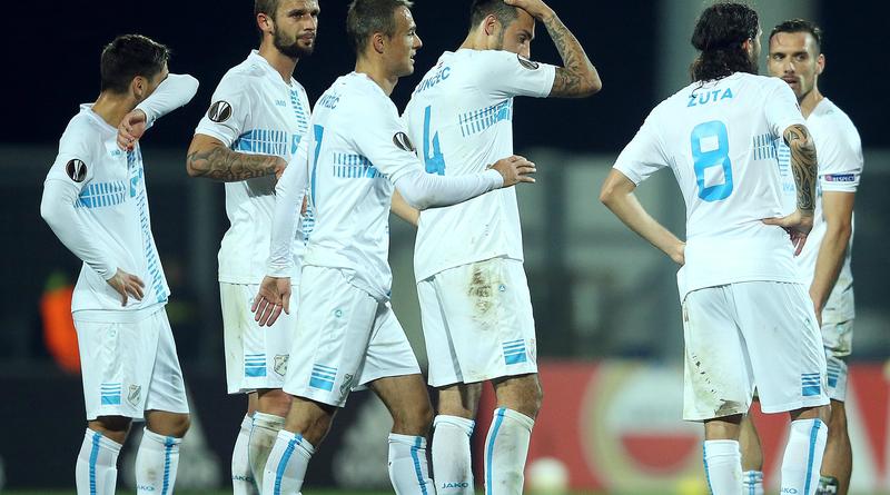Europa League: Rijeka kassiert herbe 1:4-Pleite gegen Austria Wien