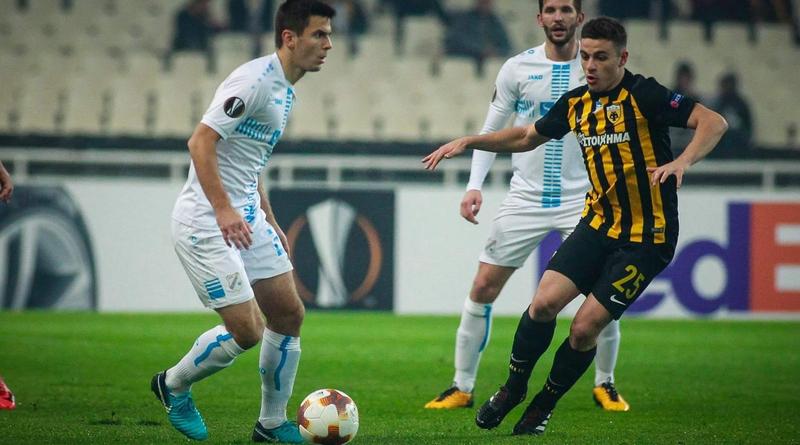 Europa League: Rijeka verspielt 2:0-Führung gegen Athen und scheidet aus