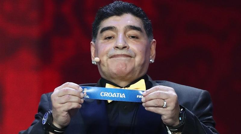 WM 2018: Kroatien trifft in der Gruppe auf D auf Argentinien, Island und Nigeria