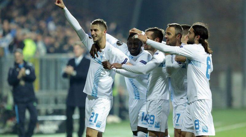 Europa League: Rijeka gewinnt zum Abschluss 2:0 gegen den AC Milan