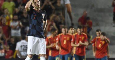 UEFA Nations League: Historische Pleite für Kroatien! Vatreni verlieren 0:6 gegen Spanien