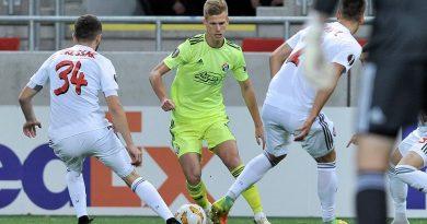 Europa League: Dinamo dreht Spielt in Trnava und baut seine Siegesserie aus